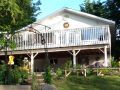 Lakefront sleeps 12+, dogs welcome, fishn/swimn/campfires